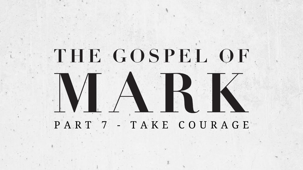 'Taking courage when the odds are stacked against you' with Debbie (Part 7 of The Gospel of Mark )