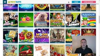 Prime Slots Casino review in 60 seconden