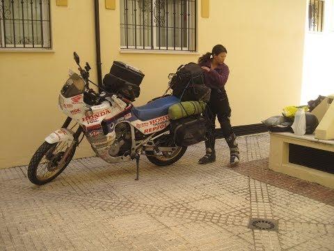 [Slow TV] Motorcycle Ride - Spain - Malaga to Ardales to Ronda