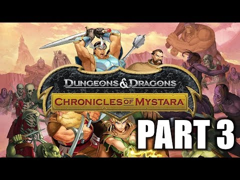 Stupid and Tired - Dungeons and Dragons: Chronicles of Mystara Part 3 |
