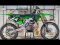 Motocross Action tests Austin Forkner's Factory Pro Circuit Kawasaki KX250