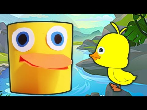 How to make a Duck Hat | Amazing Paper Crafts | DIY Easy Craft Ideas | Home decor Tips
