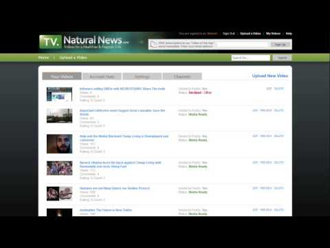 Natural News Censored truth about GMOS