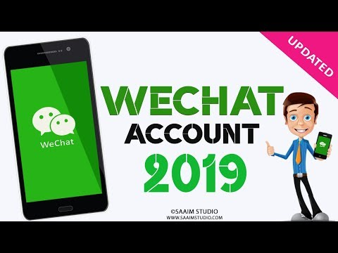 How To Create WeChat New Account? Create WeChat Account | Wechat Sign Up