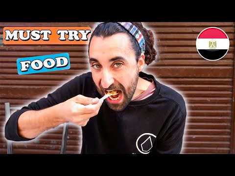 Ultimate FOOD Guide EGYPT 2021