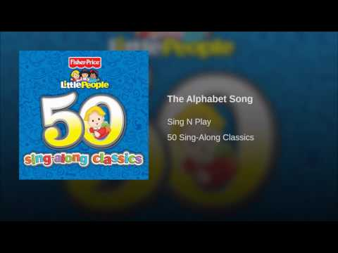 The Alphabet Song  little people fisher price