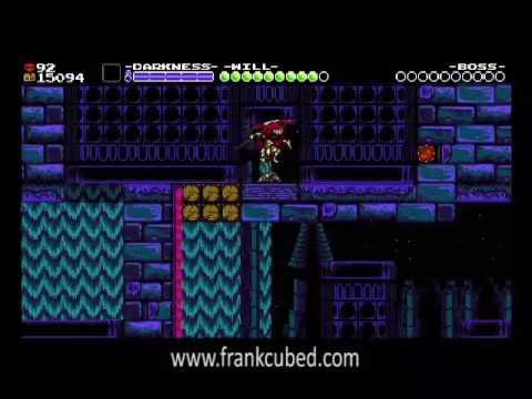 Shovel Knight: Specter of Torment - Tower Of Fate Entrance -  Red Skull Links in Description