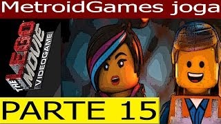 The LEGO Movie: Videogame O Último Duelo Final / Ending Vamos jogar detonado PC - parte 15