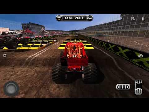 Monster Truck 3D game |