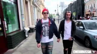 Социальный эксперимент : геи на улицах Москвы (Social experiment gays on the streets of Moscow)