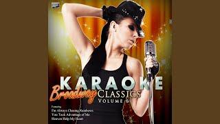 Do I Hear a Waltz (In the Style of Elizabeth Allen) (Karaoke Version)