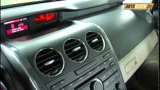 Тест драйв Mazda CX 7
