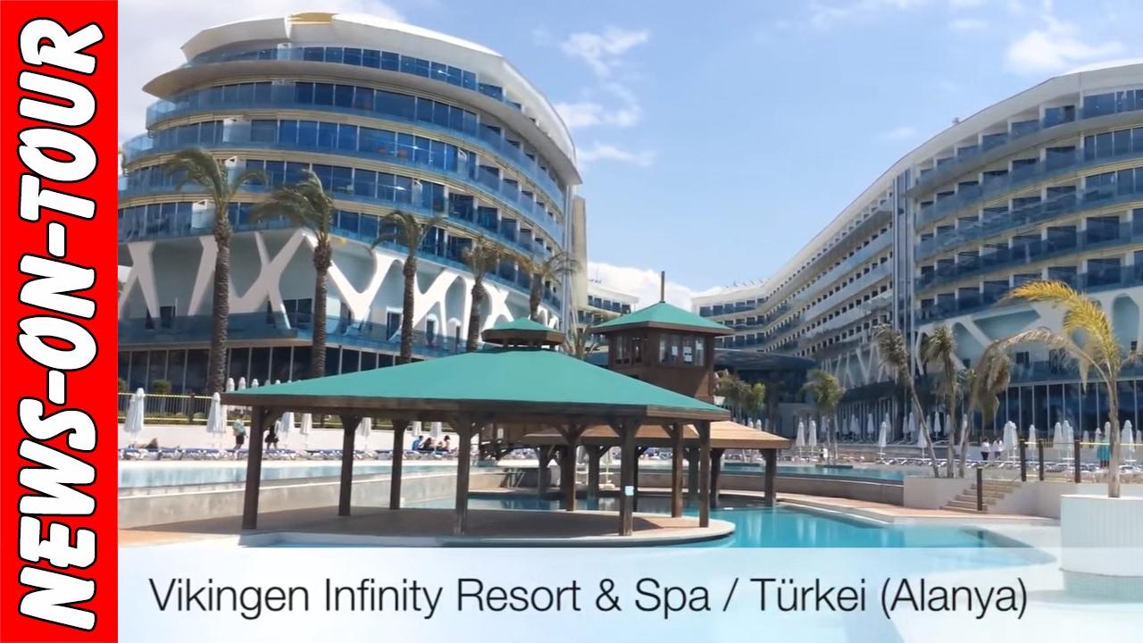 Vikingen Infinity Spa Resort | HD+ 1080p | Alanya | Turkey | Türkei ...