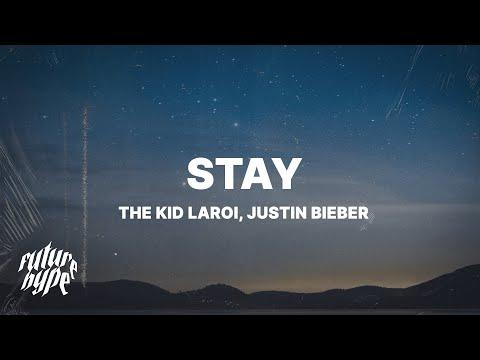 The Kid LAROI & Justin Bieber – Stay (Lyrics)