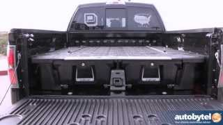 DECKED Truck Bed Organizer and Storage System ABTL Auto Extras