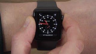 Apple Watch Series 3 : comment téléphoner en 4G