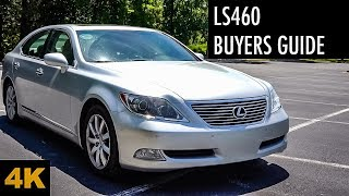 2007-2012 Lexus LS460 | What You Should Know Before Buying