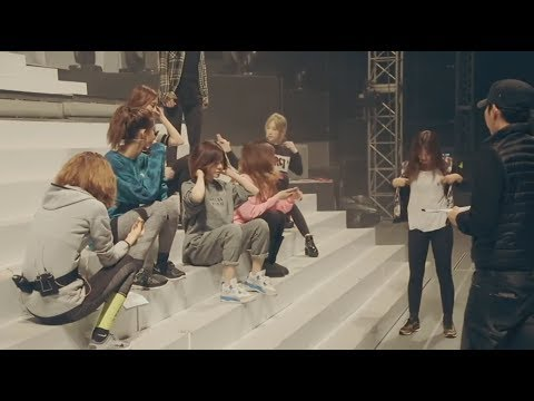 SNSD Girls' Generation (소녀시대) - 4th Tour 'Phantasia' in Seoul Behind The Scene