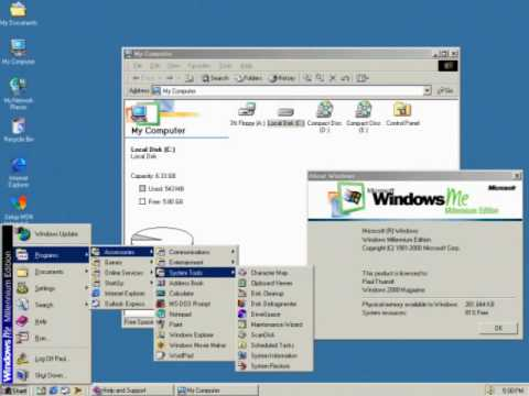 History of Microsoft Windows Operating Systems