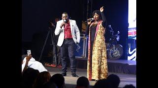 Mercy Masika Performs Mwema On Churchill Show