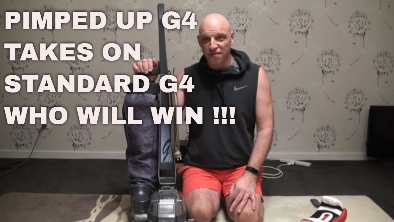 Kirby Vacuum G4 Upgraded That Killed The Avalir 2 Vs Standard Kirby Vacuum G4 Sand Pick Up Test Youtube