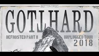 Gotthard - Defrosted II Tour, Greetings from the rehearsal room