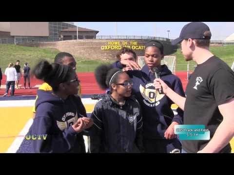 Oxford Track and Field: 5-5-14