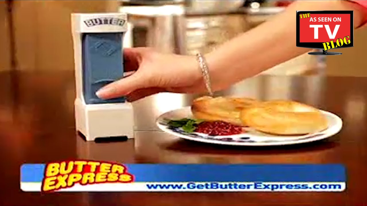 Er Express Commercial As Seen On Tv Cutter You