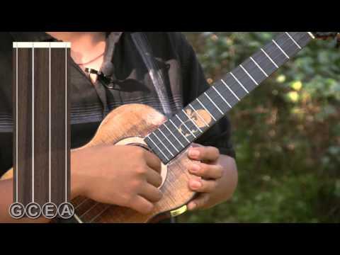 Uke Minutes 82 - Flamenco Fingerpicking I