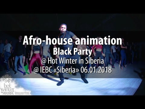 Afrohouse @ Hot Winter In Siberia 2018