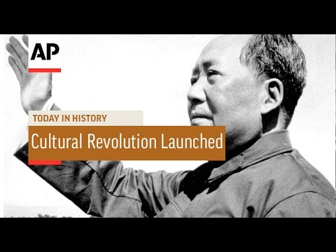 Cultural Revolution Launched - 1966 | Today In History | 16 May 17
