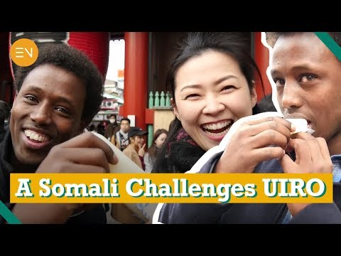 Somali guy in Japan challenges UIRO thumbnail
