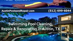 Pool Repair Austin, TX | Pool Resurfacing, Plastering, Renovation Austin, TX