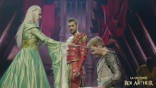 Je te promets (Images extraites de la captation du DVD - La légende du Roi Arthur)