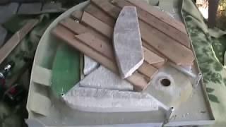 видео Установка душевого поддона своими руками, замена стекла