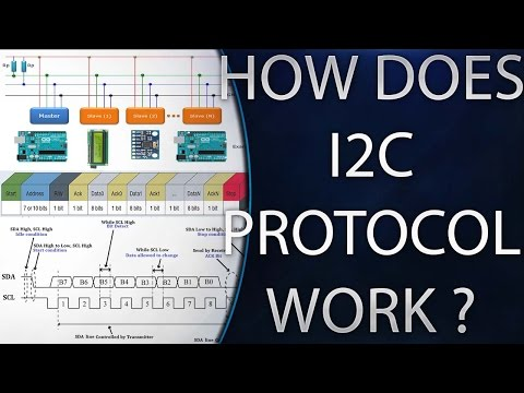 I2C Bus Communication Protocol Tutorial with Example