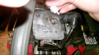 motosierra como saber si el motor tiene compresion?