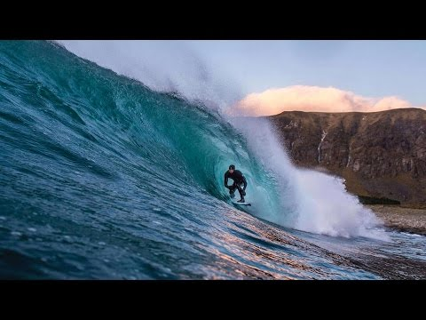 Surf Photography in the Arctic Circle w/ Mick Fanning   Chasing the Shot: Norway Ep 2