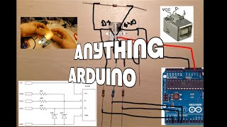 Arduino UNO as a USB keyboard (HID device) [Anything Arduino] (ep 6)
