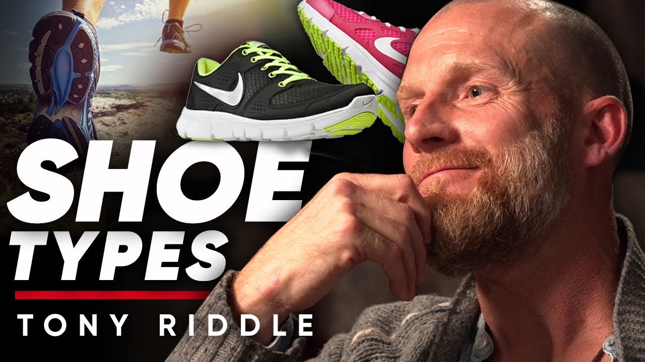 TONY RIDDLE - PERFECT SHOE TYPE: Why