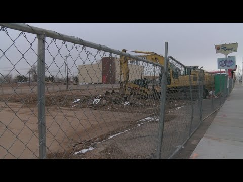 2019 Will Bring Lots Of New Development To Iconic Stretch Of Albuquerque
