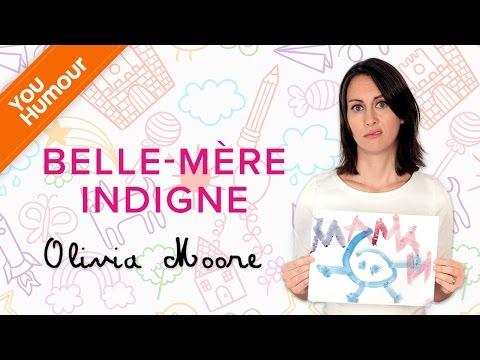 OLIVIA MOORE - Belle-mère indigne