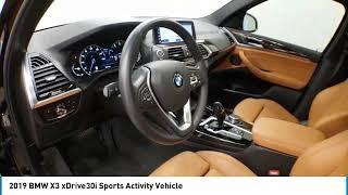 2019 BMW X3 Lubbock Texas B1433