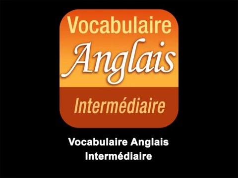 le vocabulaire anglais interm diaire youtube. Black Bedroom Furniture Sets. Home Design Ideas