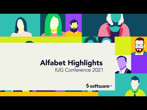 Alfabet Session Highlights | IUG Conference 2021