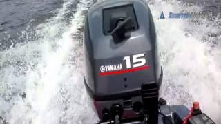 видео Yamaha F15CMHS