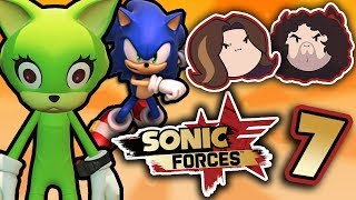Sonic Forces Egg Dragoon - PART 7 - Game Grumps