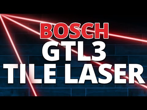 Demo of the Bosch GTL3 Tile Laser - YouTube 4da7b4c3877