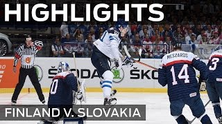 Saros stands in for Finnish shut-out | #IIHFWorlds 2015