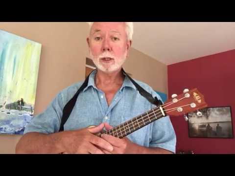 Sweet Georgia Brown ukulele